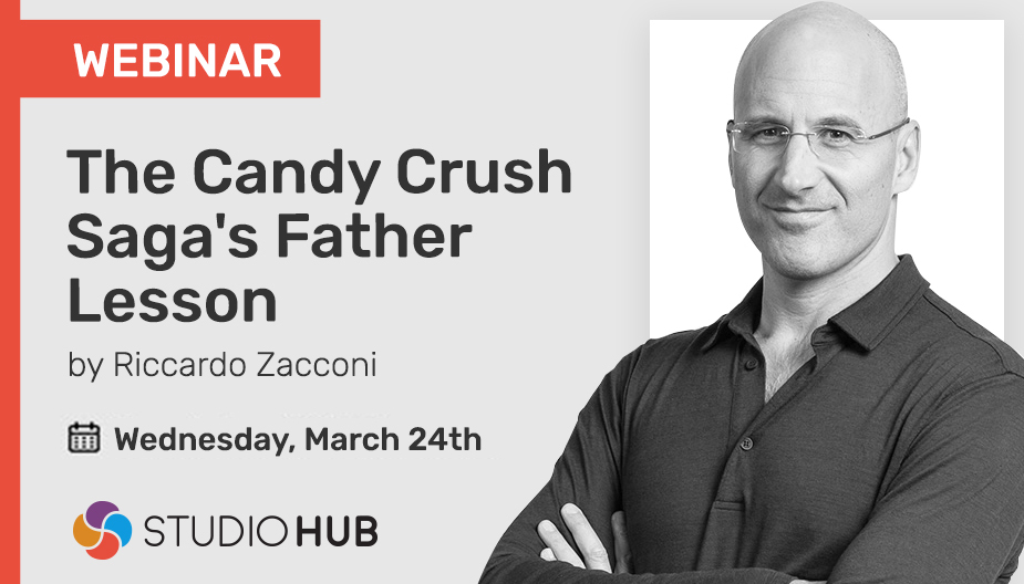 The Candy Crush Saga's father lesson